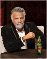 The Most Interesting Man
