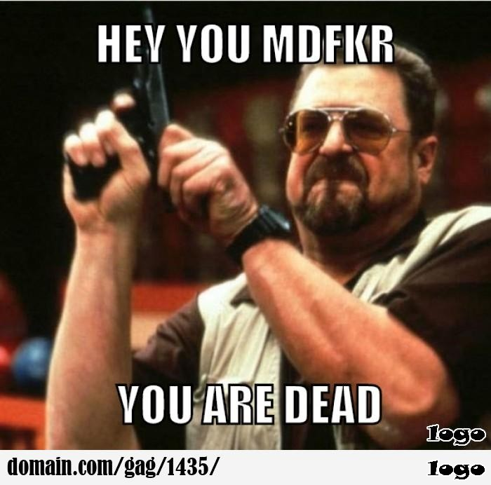 Hey you mdfkr