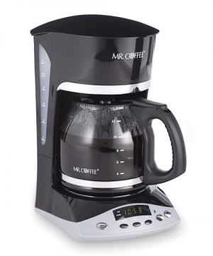 The amazing  coffee maker