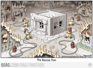 The rescue PLAN!