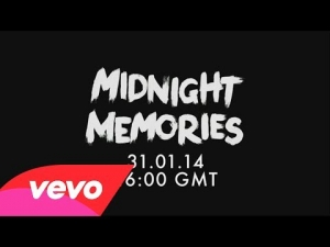 Midnight Memories - Teaser One