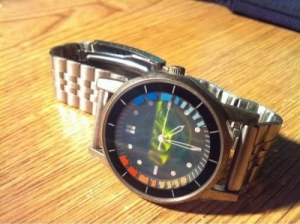 Goldeneye Watch