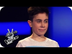 Joel - Baby | The Voice Kids 2014 Germany | Blind